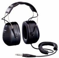 Ochronnik słuchu 3M™ Peltor™ HT Series™ HTM79P3E-03 z możliwością odsłuchu, hełm, 1 szt./opak.