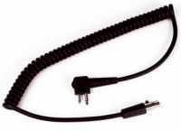 Przewód z łącznikiem 3M™ PELTOR™, -77 FLEX, do wtyczki 2-wtykowej Kenwood™, FL6U-36